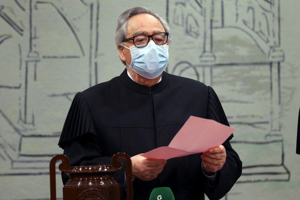 Costa Andrade acusa atual PGR de querer agir