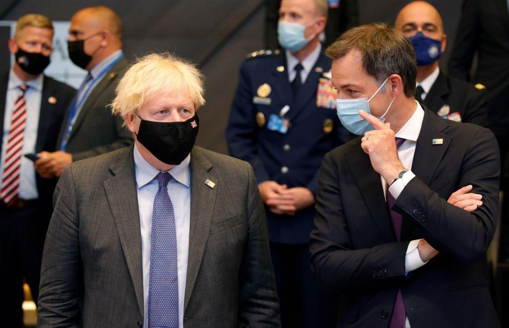 Covid-19: PM britânico adia desconfinamento até 19 julho devido a variante Delta