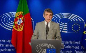 Presidente do PE defende missão europeia de resgate de migrantes no Mediterrâneo