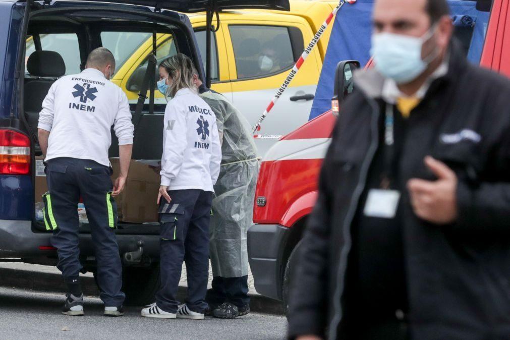 Técnicos de Emergência Pré-Hospitalar em greve de zelo a partir de dia 28
