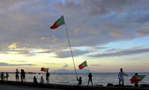 Euro2020: Bandeiras de Portugal multiplicam-se em Timor-Leste em apoio à seleção