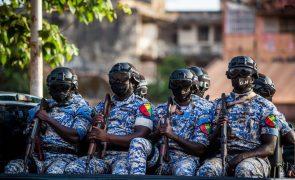 Militares da Guiné-Bissau avisam população que vão realizar exercício de tiro