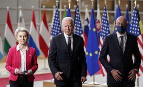UE/EUA: É do interesse dos EUA ter uma