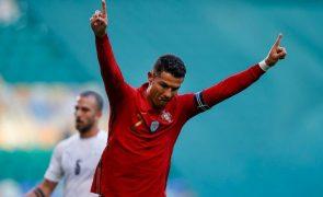 Portugal vence Hungria sem sofrer golos no primeiro jogo do Euro2020 [casas de apostas]