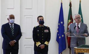 Costa confiante na capacidade de adaptação da GNR para a proteção das fronteiras