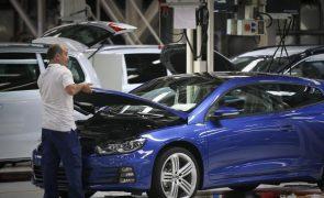 Autoeuropa com queda de produção de 70.000 veículos desde 2020