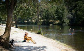 Covid-19: Norte com 38 praias fluviais e lugar para mais de 24.600 pessoas à beira rio