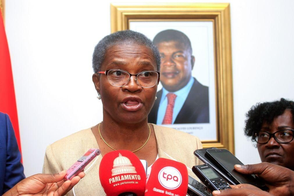 Conta Geral do Estado angolano de 2019 com mais de 100 recomendações -- Tribunal de Contas