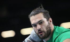 Francisco Belo vence prova de peso na República Checa