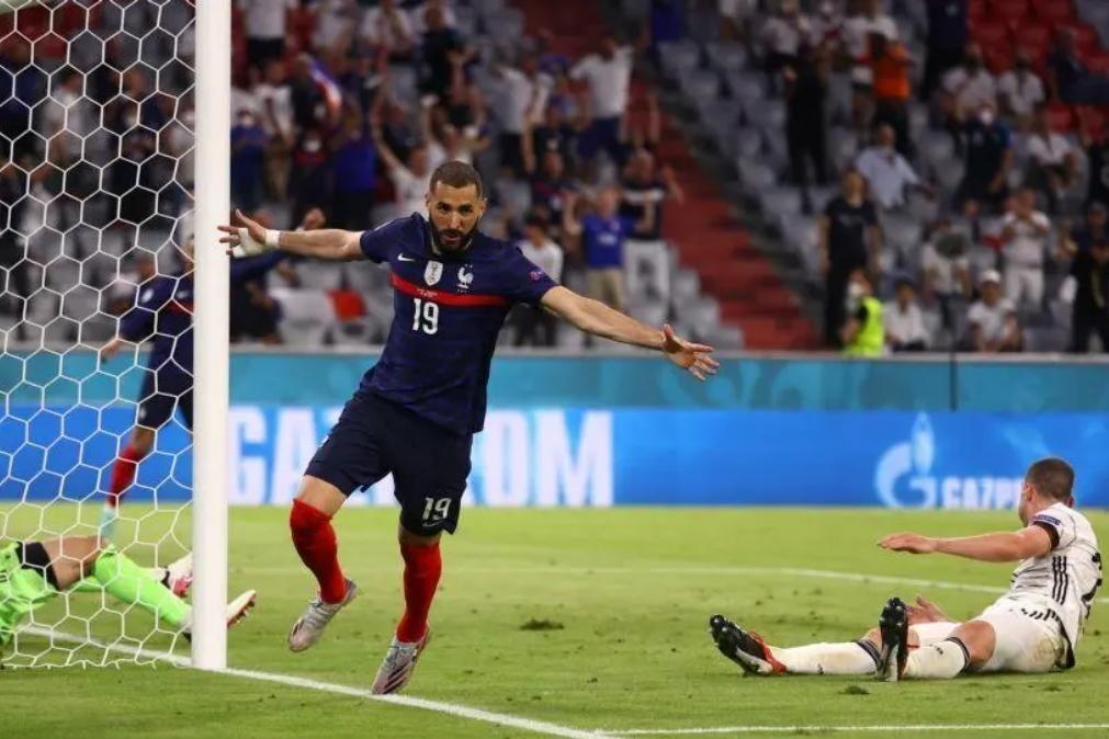 França vence Alemanha com autogolo de Hummels [resumo alargado]