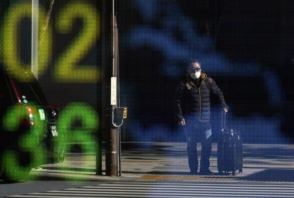 Bolsa de Tóquio perde 0,51% no fecho da sessão