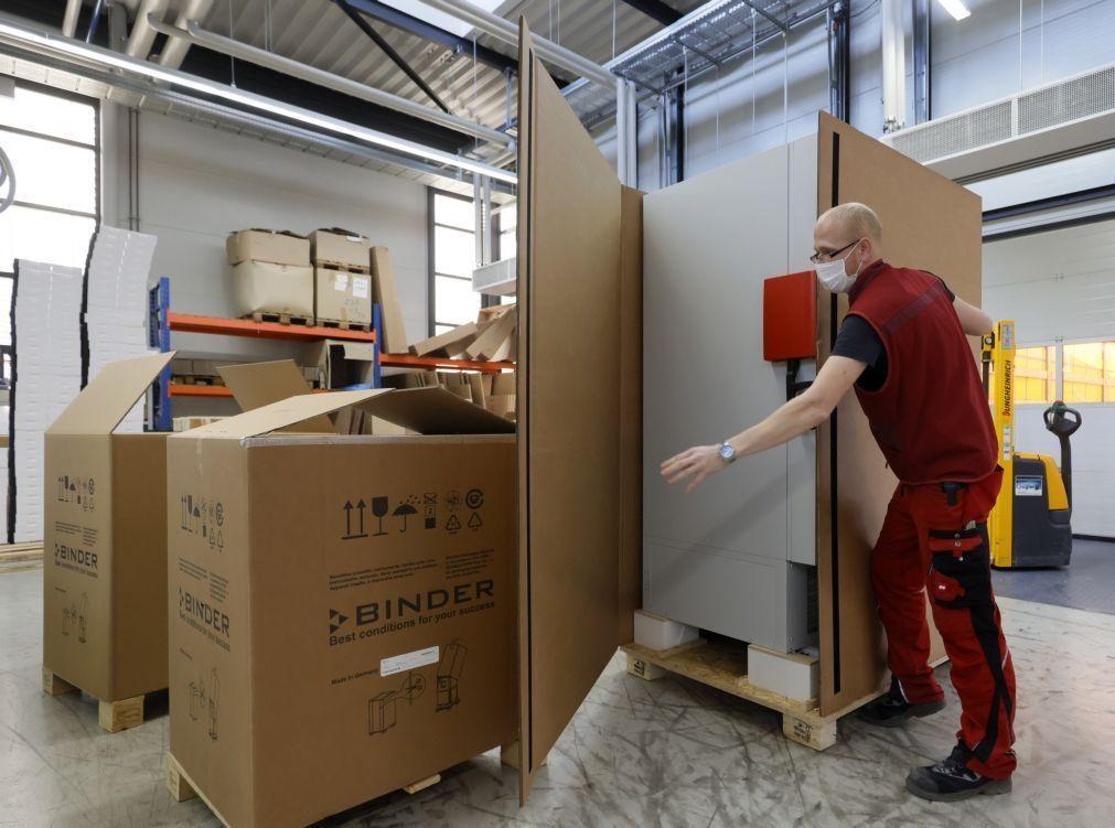 Custo horário da mão-de-obra sobe na zona euro e UE no 1.º trimestre, Portugal com 3.º maior aumento