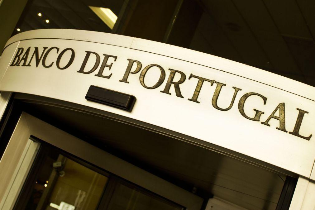 Banco de Portugal revê em alta previsão de crescimento para 4,8% em 2021
