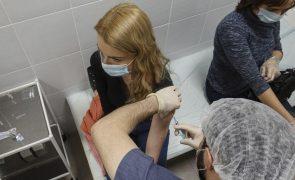 Covid-19: Moscovo decreta vacinação obrigatória face a situação