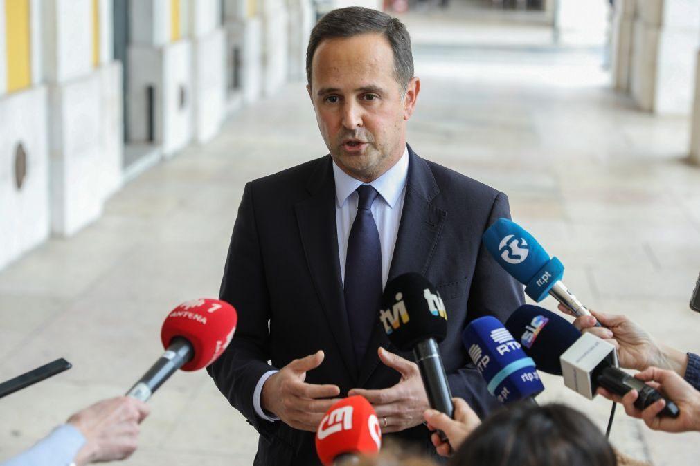 CML/Rússia: Parlamento vai ouvir Medina e ministro dos Negócios Estrangeiros