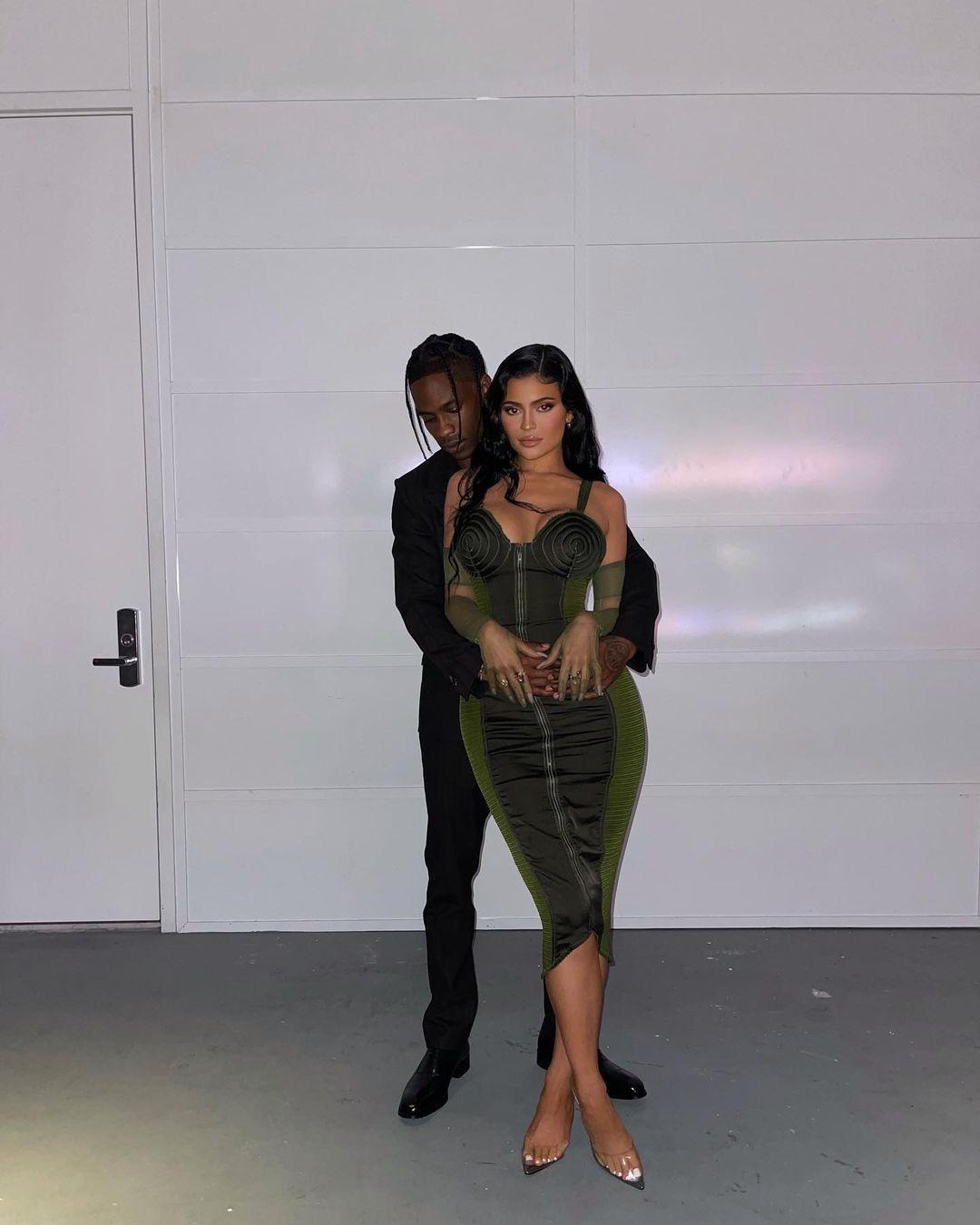 Kylie Jenner e Travis Scott reconciliados | Vídeo