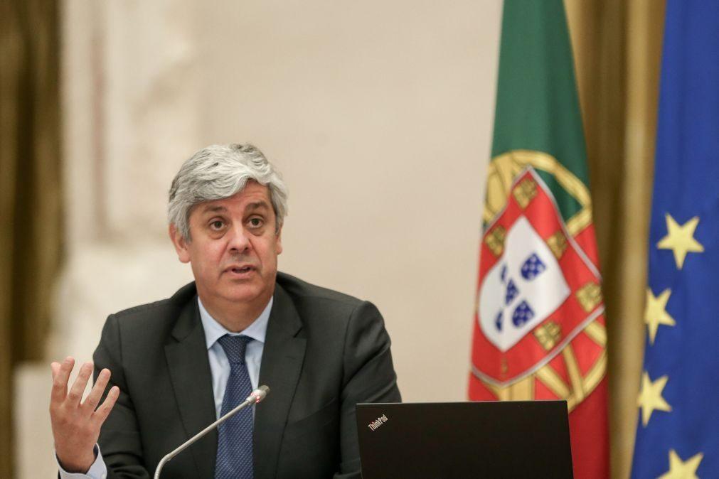 Recuperação será mais sólida com estabilidade da legislação laboral, diz Centeno