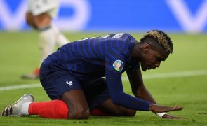 Euro2020: Rüdiger lamenta incidente com Pogba mas nega mordidela
