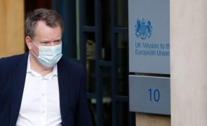 Londres pede que UE adie controlos na Irlanda do Norte