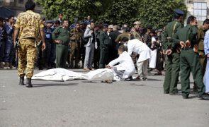 Primeira execução pública realizada pelos rebeldes em três anos no Iémen