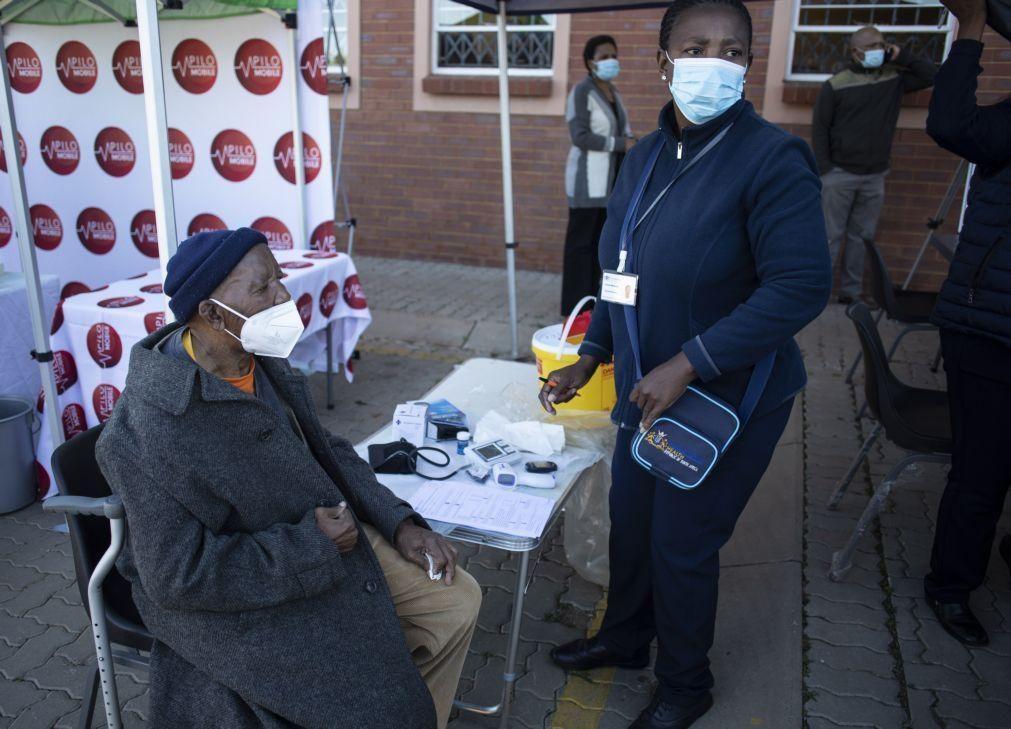 Covid-19: África com mais 492 mortes e 20.063 infetados nas últimas 24 horas