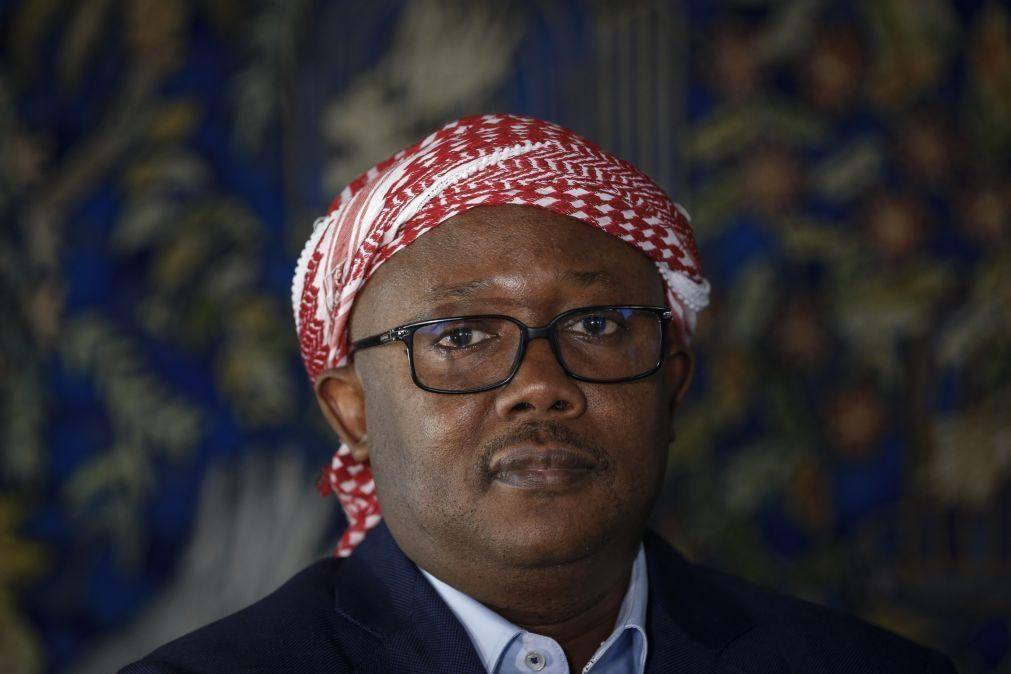 PR da Guiné-Bissau propõe maior aproximação entre os PALOP
