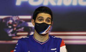 Esteban Ocon renova com Alpine F1 até 2024