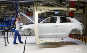 Produção automóvel subiu 54,6% em maio em termos homólogos mas ficou abaixo de 2019