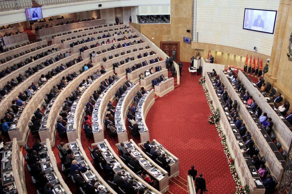 UNITA apresenta projeto de lei que contempla direito à oposição democrática em Angola