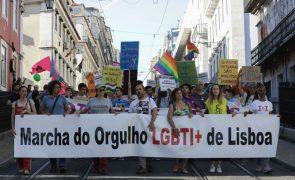 Covid-19: Marcha do Orgulho LGBTI+ volta à rua em Lisboa no sábado