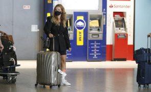 Cristina Ferreira Apanhámos a apresentadora no aeroporto com companhia especial