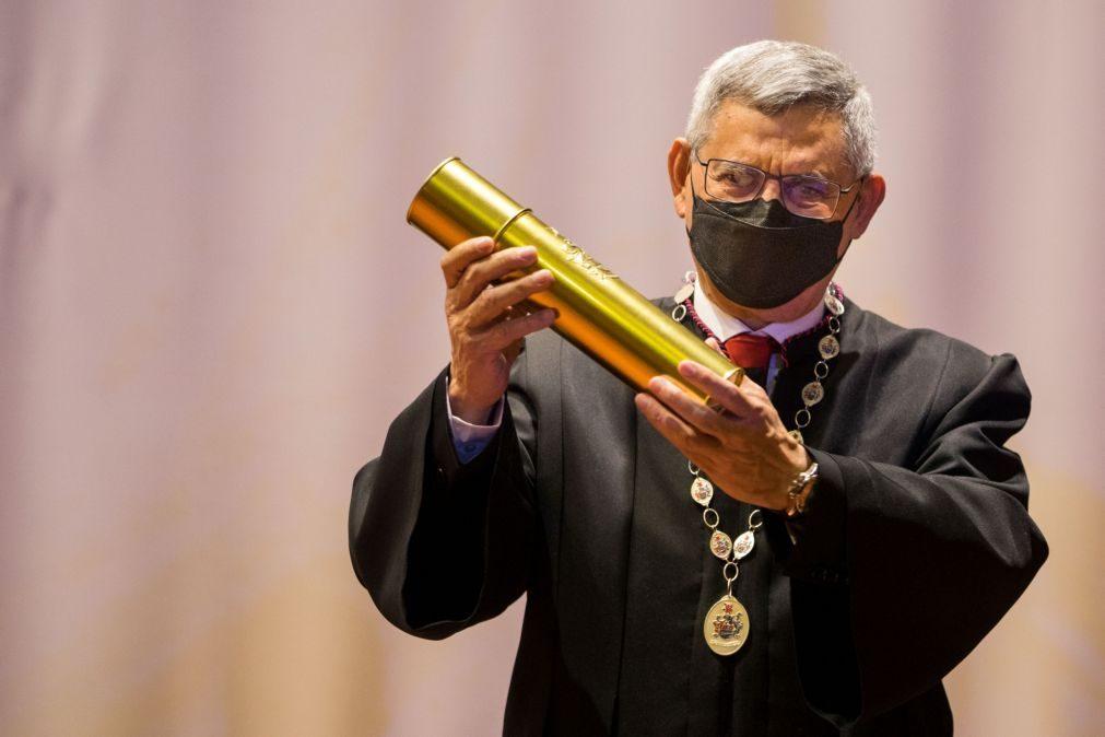 Universidade Portucalense atribuiu título 'Honoris Causa' ao PR de Cabo Verde