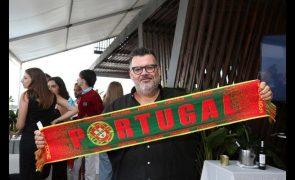 Euro 2020 Famosos vibram com vitória de Portugal e nós testemunhámos a euforia