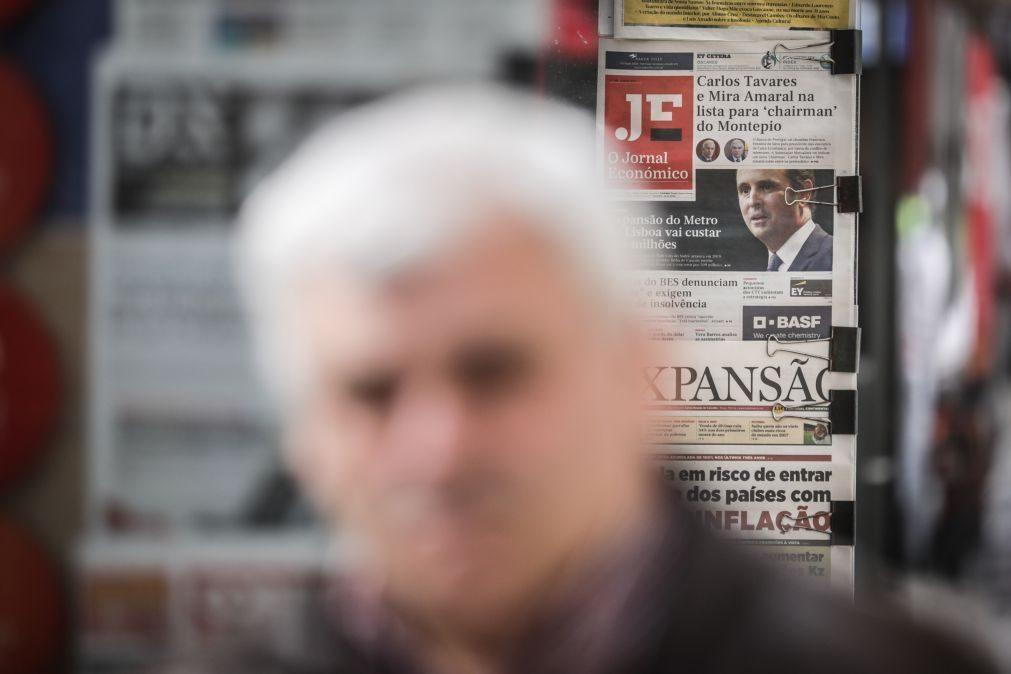 Vendedores de jornais e revistas queixam-se ao Governo da taxa da Vasp