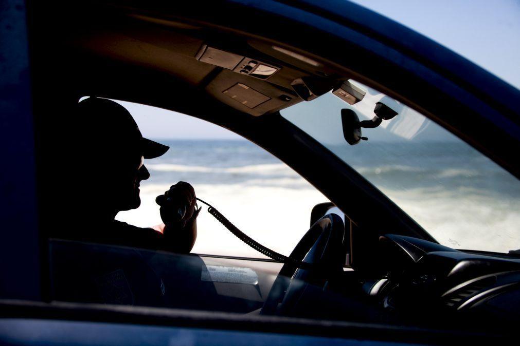 Detidos dois homens que integravam grupo avistado perto de praia em Aljezur