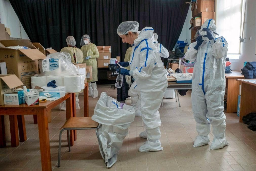 Covid-19: Açores somam 23 novos casos de infeção e 30 recuperações