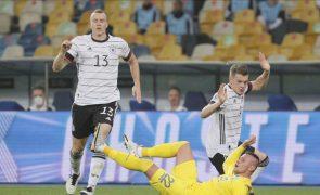 Euro2020: Defesa alemão Klostermann falha jogo com Portugal devido a lesão