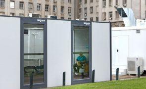 Covid-19: Centros de vacinação em Lisboa alargam horário a partir de 2.ª-feira