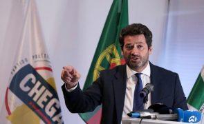 Autárquicas: André Ventura concorre pelo Chega à Assembleia Municipal de Moura