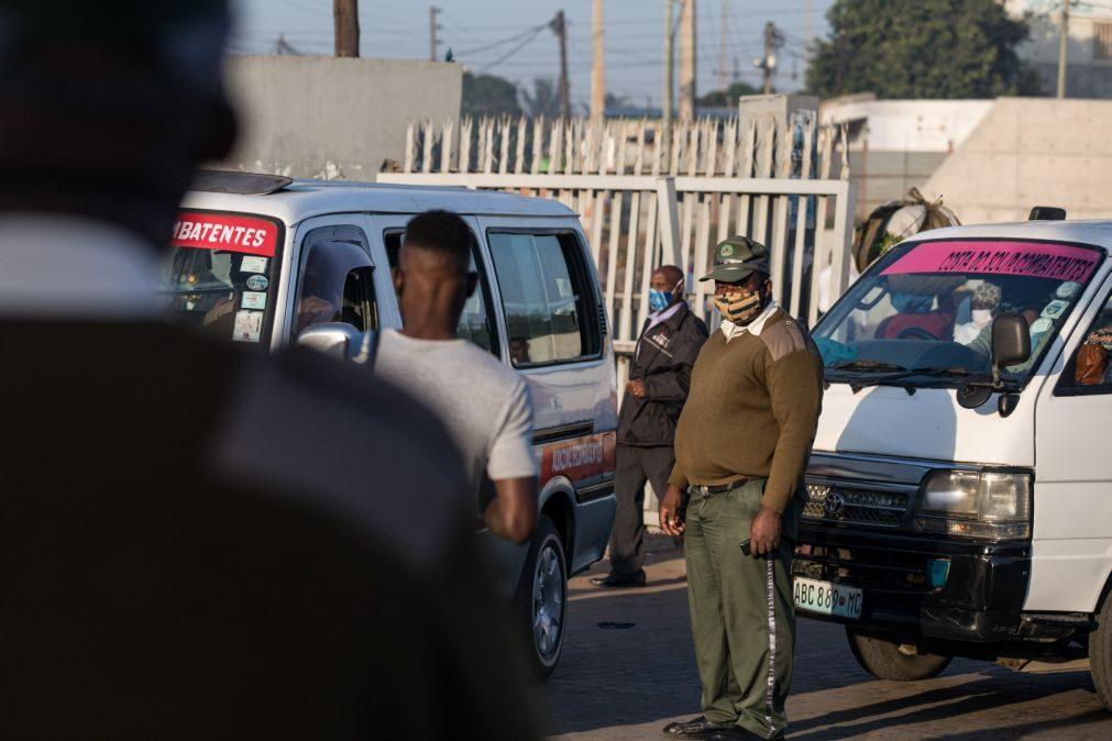 Covid-19: Moçambique regista mais 165 casos e sem mortes nas últimas 24 horas