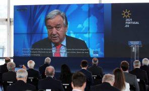 Parlamento prepara saudação pela reeleição de Guterres como secretário-geral da ONU