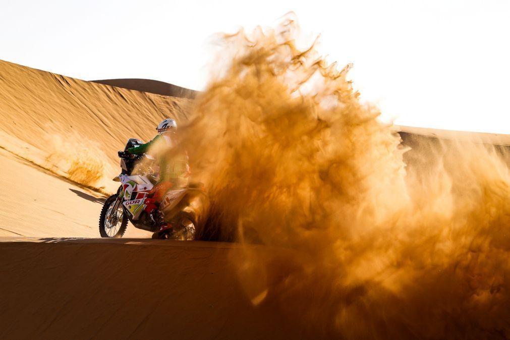Rali Dakar será o cabeça de cartaz do Campeonato do Mundo de TT em 2022