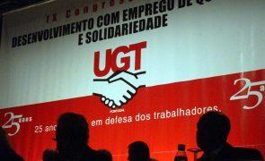 UGT volta a adiar o congresso devido à pandemia, agora para abril 2022