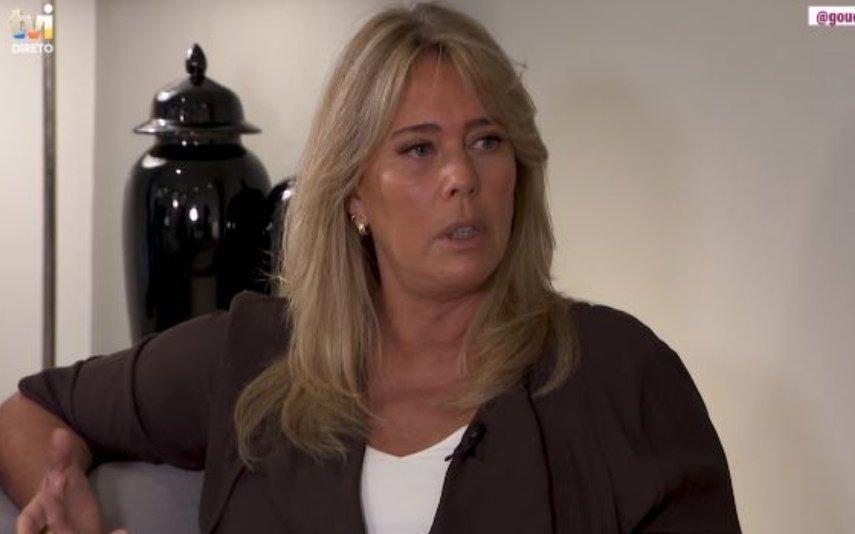 """Felipa Garnel recorda saída da TVI: """"Saí magoadíssima porque foi tudo mal feito"""""""