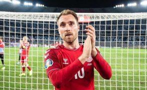Christian Eriksen Futebolista dinamarquês vai ter um