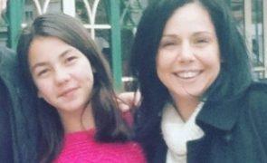 Irmã mais nova de Sara Norte morreu há dez meses: