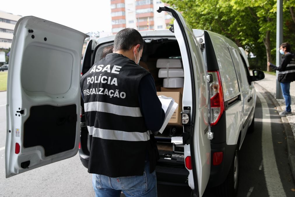 ASAE instaura um processo-crime em operação de fiscalização a transporte de mercadorias