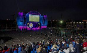 Moscovo encerra 'fan zone' do Euro2020 devido ao agravamento da pandemia