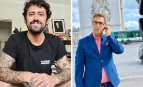"""Diogo Faro acusa jornalista da SIC de agressão verbal em pleno aeroporto: """"E agora, otário?*"""