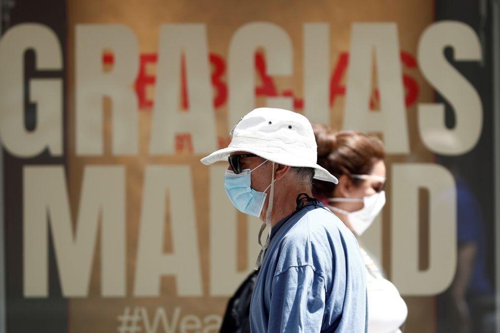 Espanha. Deixa de ser obrigatório usar máscara no exterior daqui a uma semana
